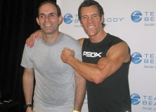 homefitnessgeek.com Fred Firestine and Tony Horton. Visit the blog for workout reviews, DVD cast member info and more