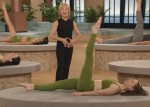 Winsor Pilates: Single Leg Circles