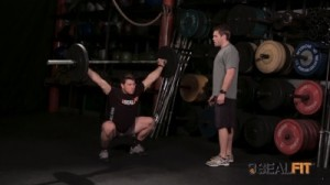 Barbell Overhead Squat (sealfit.com)