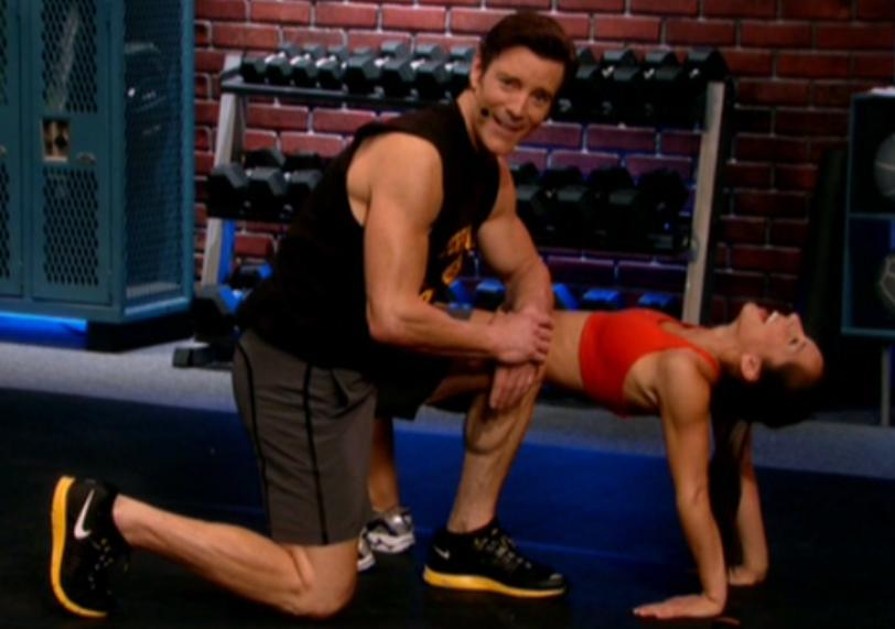 P90X2 Cast Profile: Kelly « Home Fitness Geek